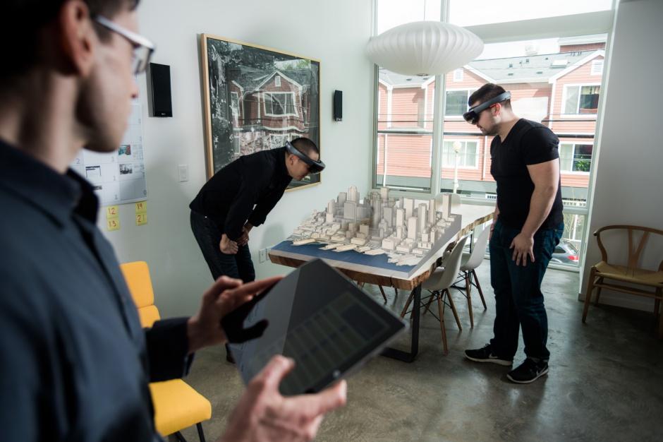 Hologram polskiego wieżowca? Skanska szykuje niezwykły projekt