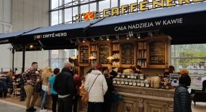 Green Caffè Nero stawia na Kraków