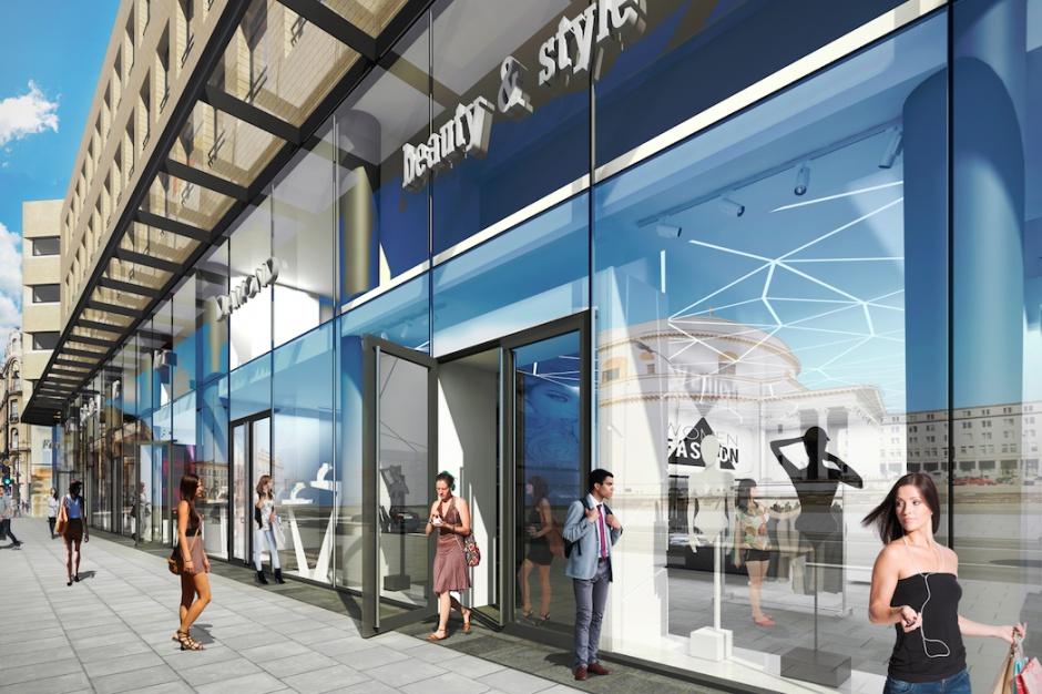 Ethos znów promuje się w Europie zabiegając o luksusowe marki