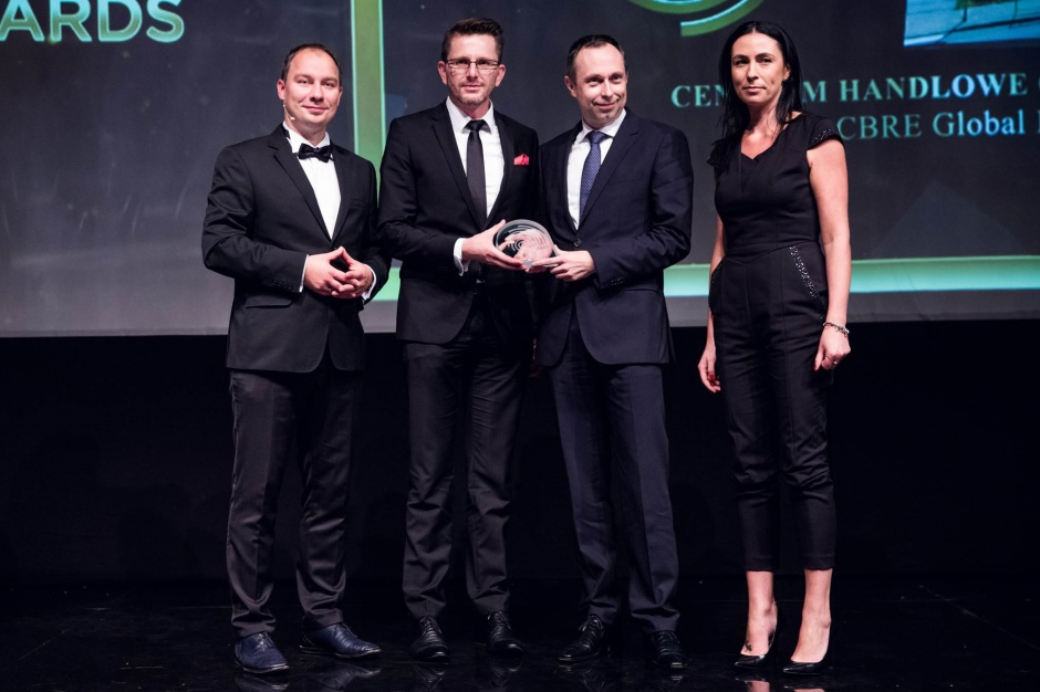 CBRE Global Investors z podwójną nagrodą