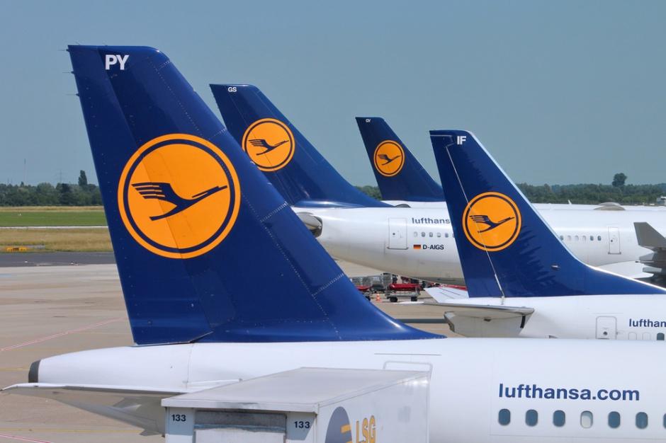 Lufthansa będzie rekrutować do gdańskiego oddziału