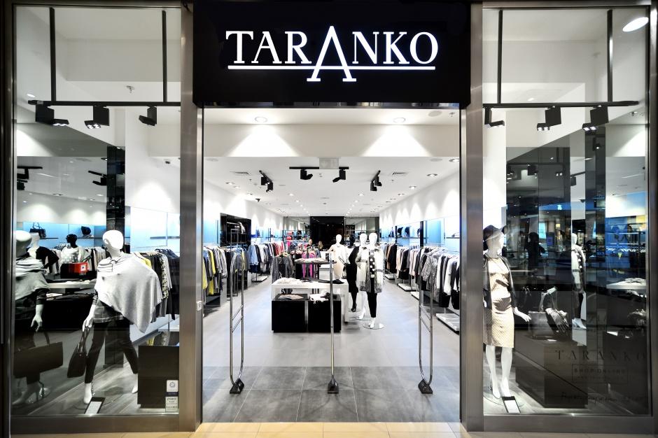 Taranko otwiera kolejne sklepy