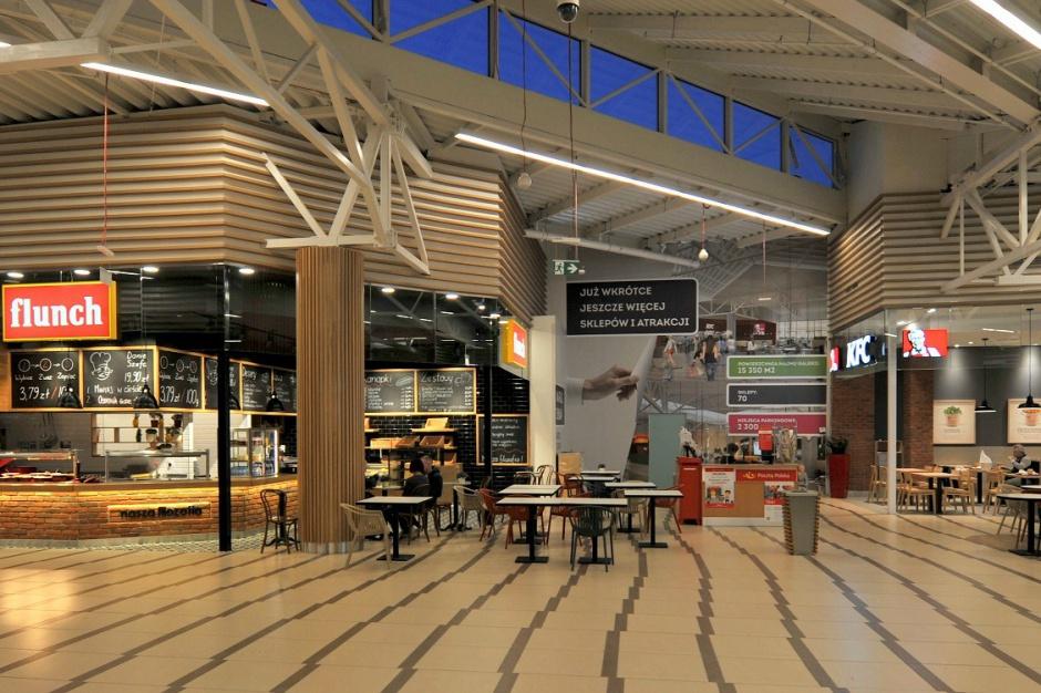 Otwarcie nowej części Centrum Handlowego Auchan Gdańsk  już w ten weekend