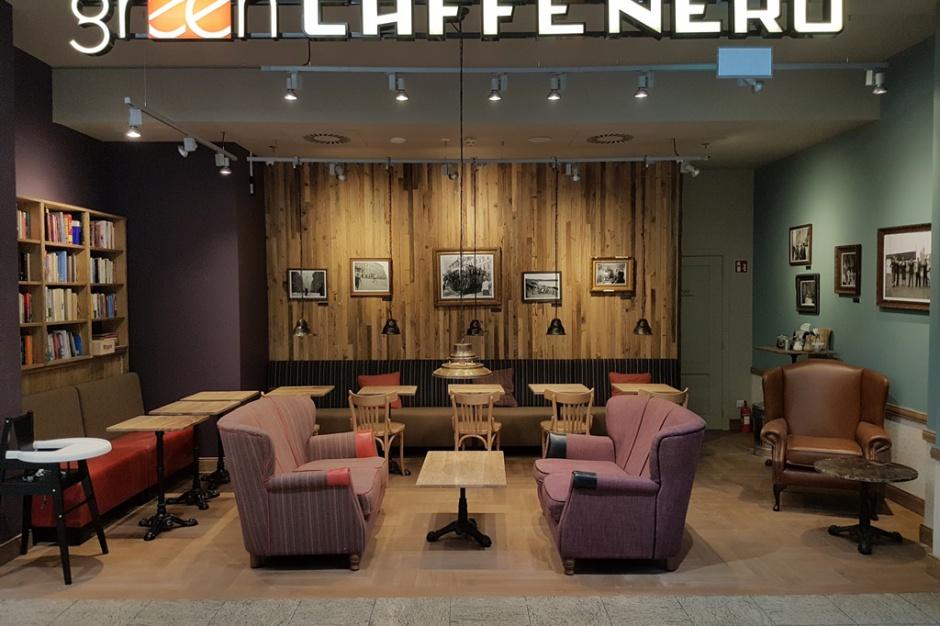 Sanepid zakończył kontrolę Green Caffe Nero