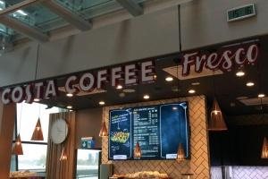 Costa Coffe jakiej w Polsce jeszcze nie było. Nowy format już działa