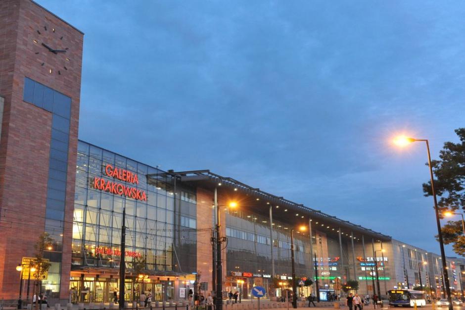 Galeria Krakowska zmienia się na święta