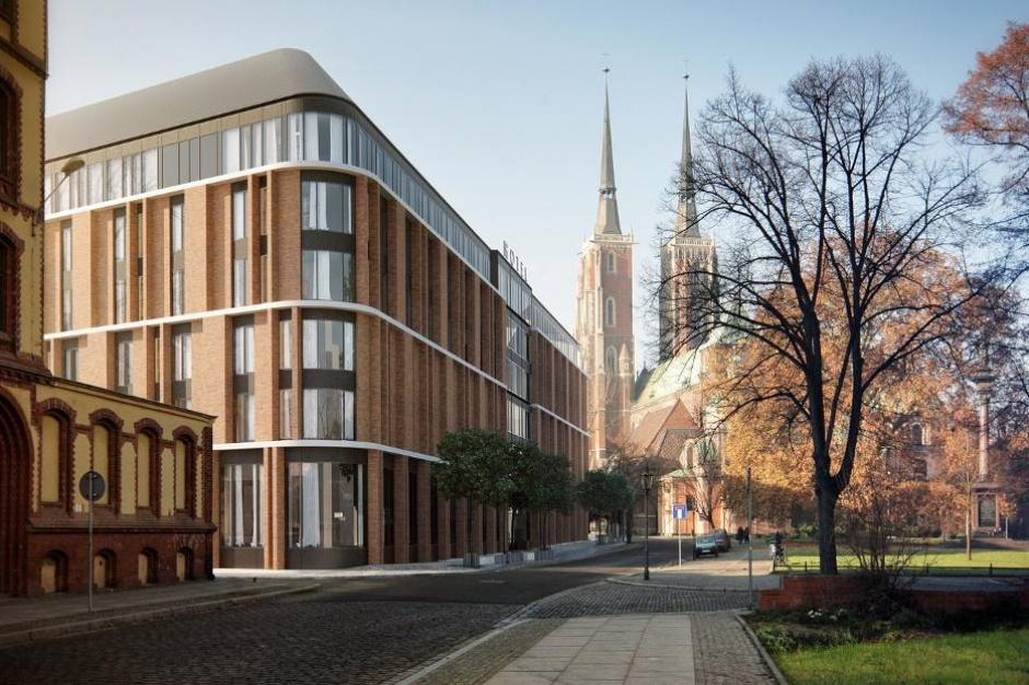Powstanie luksusowy hotel obok katedry we Wrocławiu