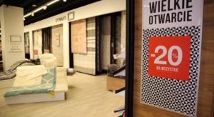 Komfort w br. otworzył już 27 sklepów