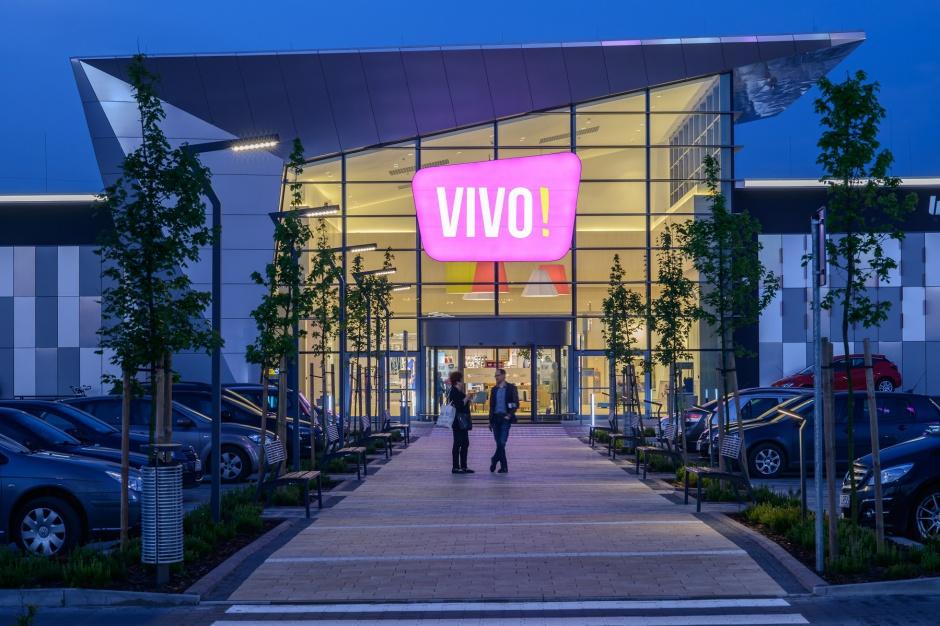 Ruszyła budowa kolejnego parku handlowego Vivo