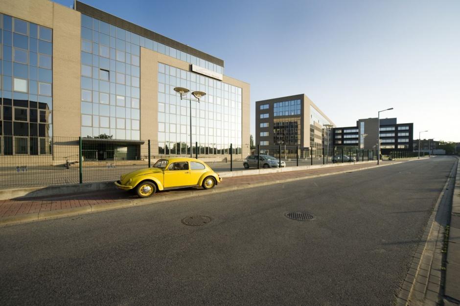 Flanders Business Park skusił najemcę