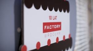 Factory Wrocław wie, jak świętować i zwiększyć odwiedzalność. Zobacz film