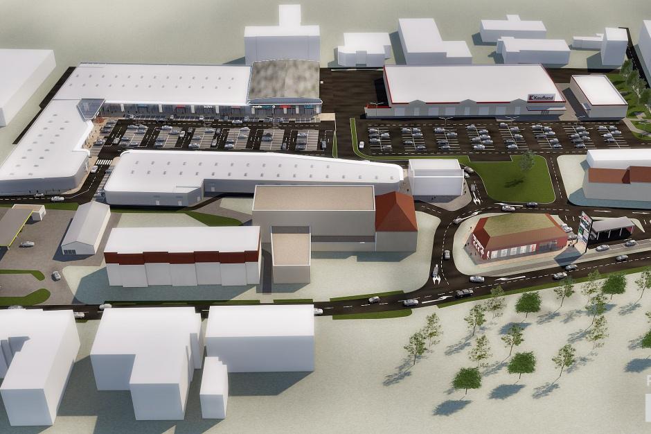 Park handlowy w Brzegu czeka wielka modernizacja