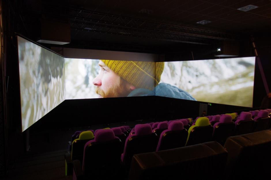 Nowy wymiar kina w Galerii Morena