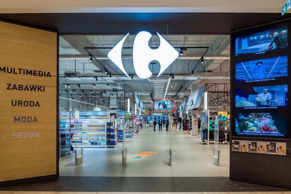 Carrefour nie zwalnia tempa. Na horyzoncie kolejne modernizacje