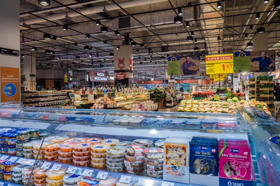 Pływający Carrefour powstał w Dubaju