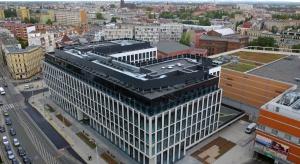 Wrocławski biurowiec Echo zmienia właściciela