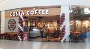 Londyńska kawiarnia w krakowskiej galerii