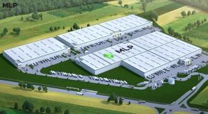 Nowy park logistyczny MLP z pierwszym najemcą