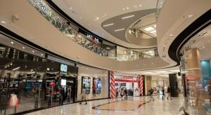 Atrium z narzędziem do wzrostu odwiedzalności centrów