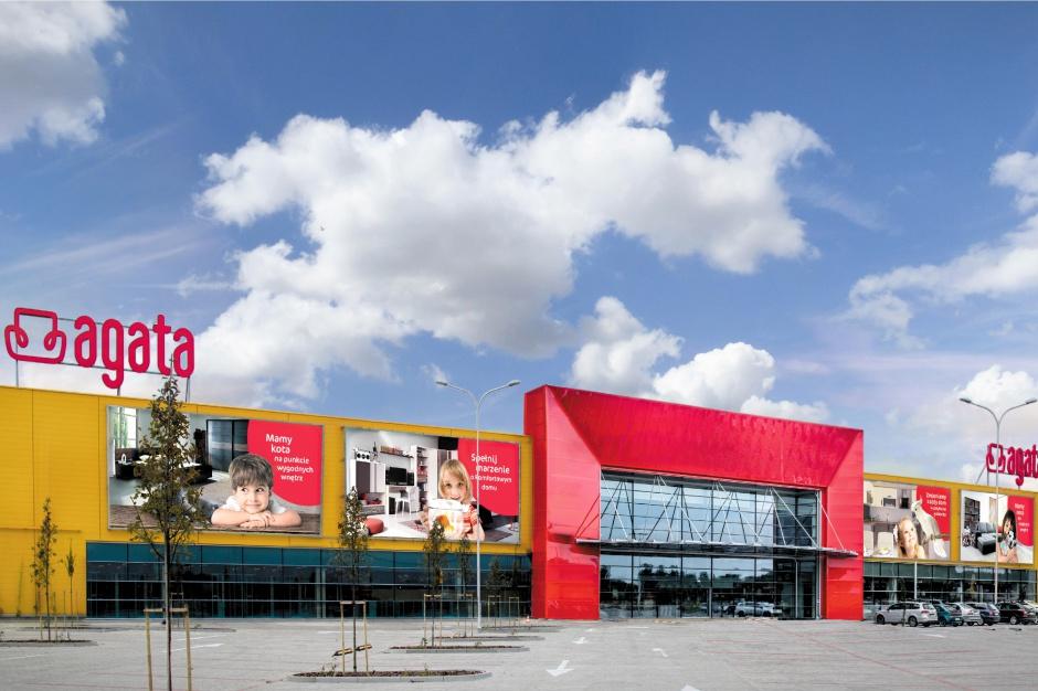 Agata w Katowicach będzie większa, jest wykonawca
