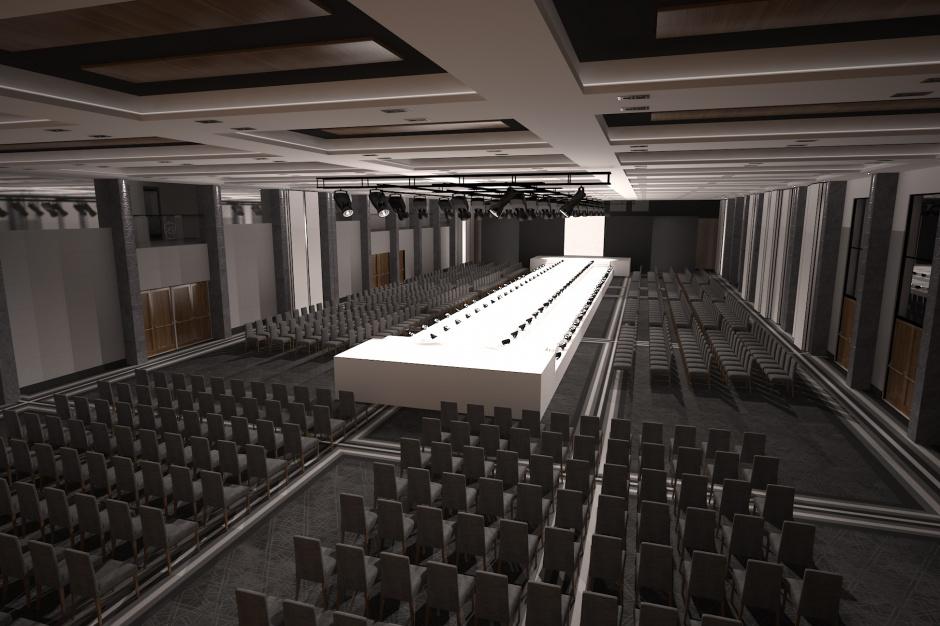 Największe centrum konferencyjne na Podhalu już gotowe
