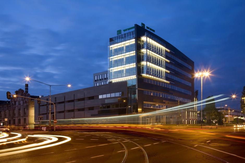 6. Colliers International. Agencja odpowiada za 1 proc. wartości transakcji. Pośredniczyła przy transakcjach o wartości 17 mln euro. (fot. Forum 76)