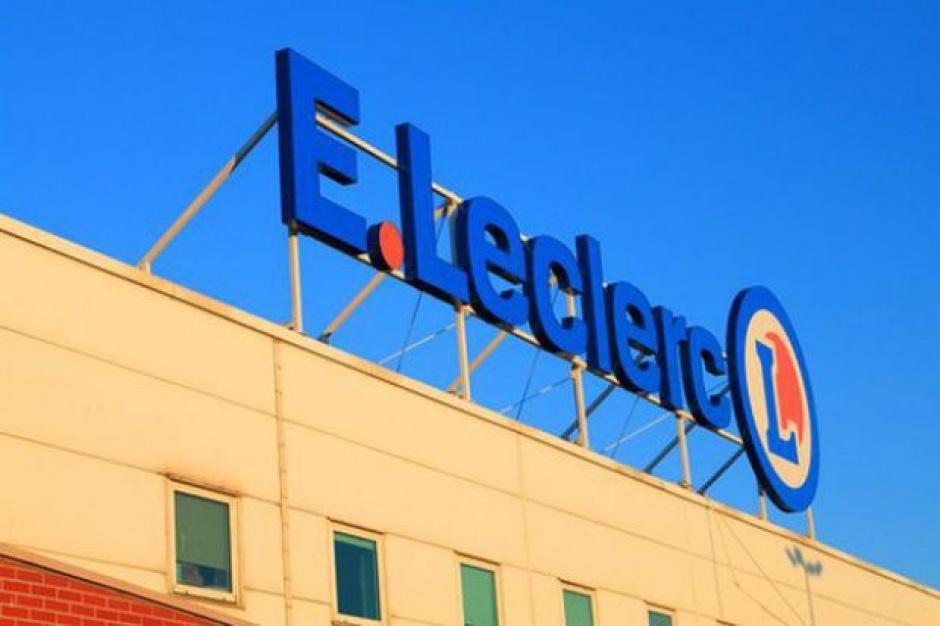 117 mln euro kary dla E. Leclerc