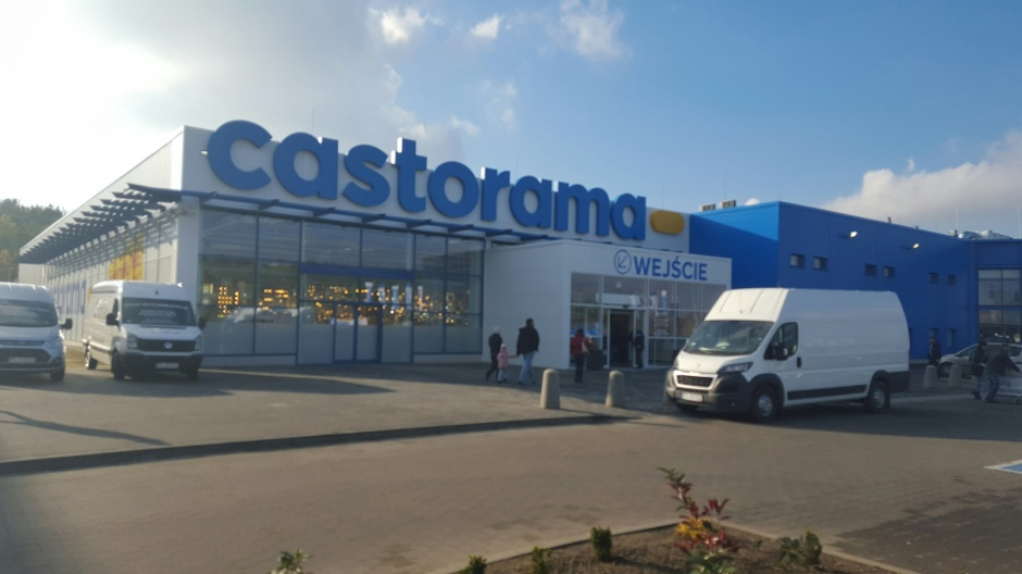 Castorama W Komornikach Czas Start Centra Handlowe