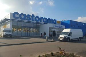 Castorama w Komornikach - czas start!