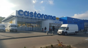 Castorama w Warszawie będzie większa