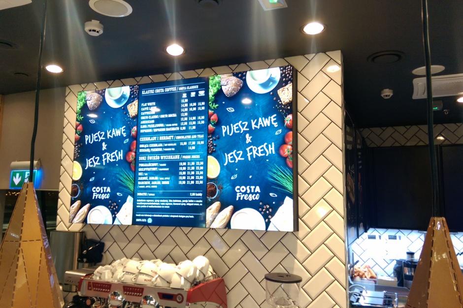 Kawiarnia w wersji cyfrowej