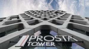 Wielka przeprowadzka do Prosta Tower. Całe piętro dla jednego najemcy