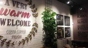 Costa Coffee nie zwalnia tempa