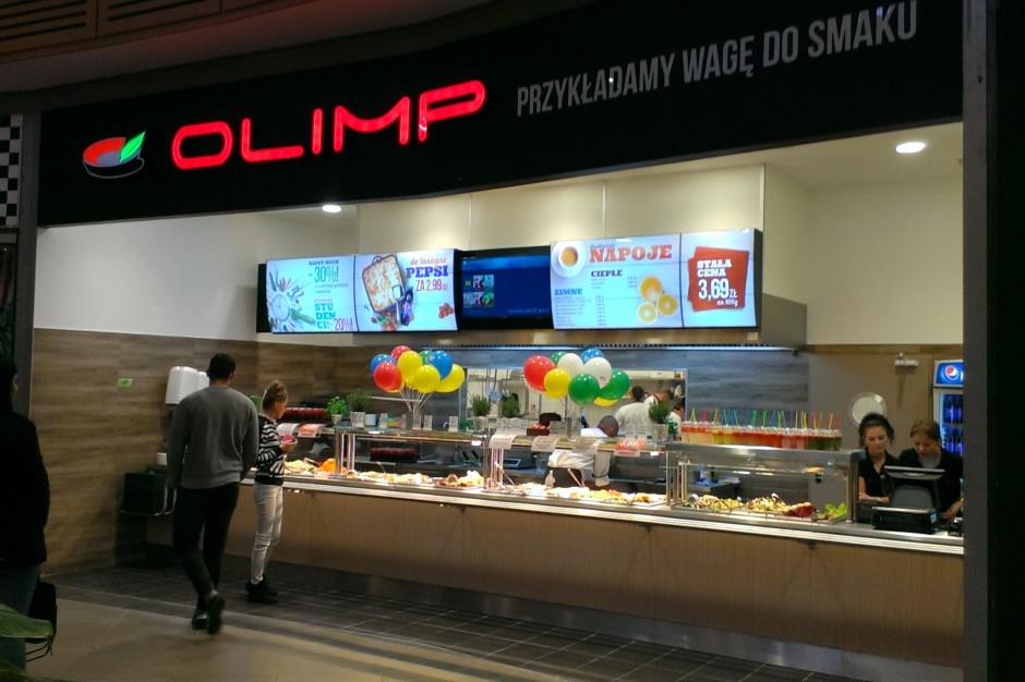 Olimp dotarł do Słupska