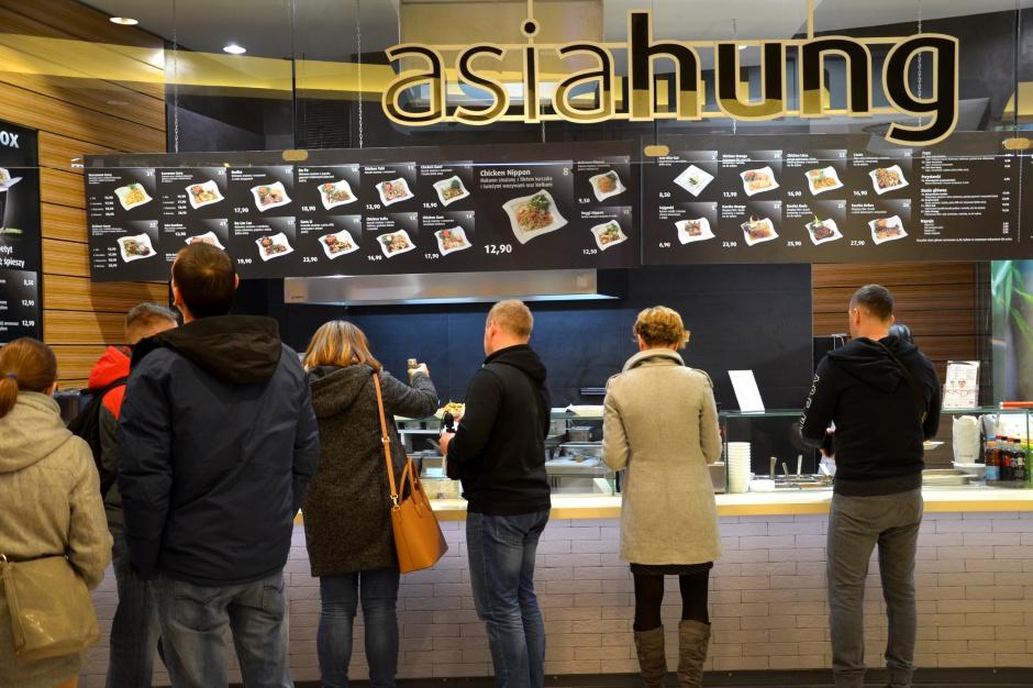 Aura Centrum zmienia oblicze na pełne smaku