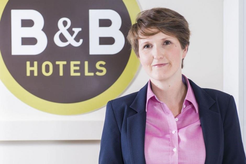 Awans w Grupie B&B Hotels