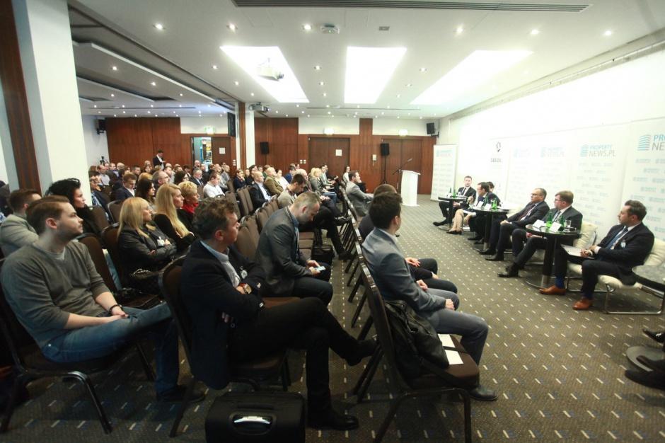 Zobacz zdjęcia z sesji inauguracyjnej Property Forum Wrocław 2016