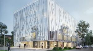 Krakowski biurowiec szyty na miarę. Pięć pięter już w budowie