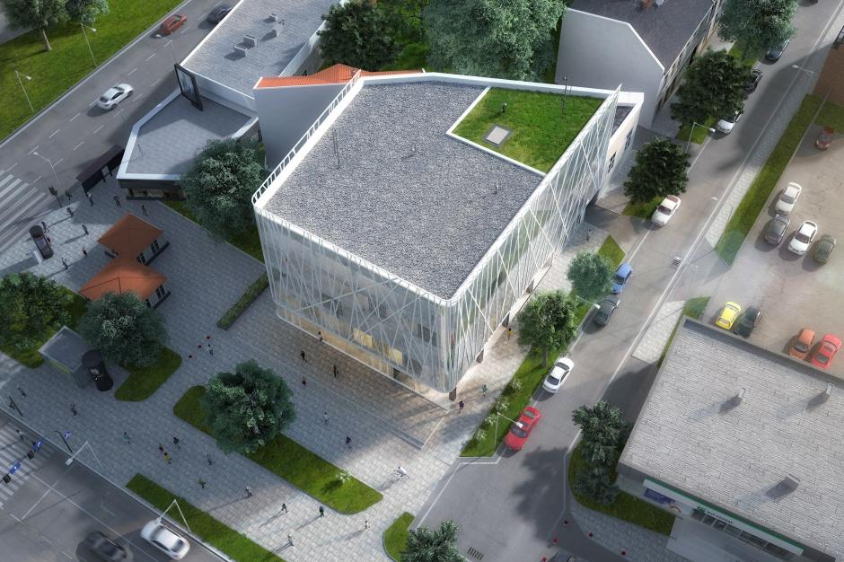 Tak będzie wyglądał nowy biurowiec w Krakowie