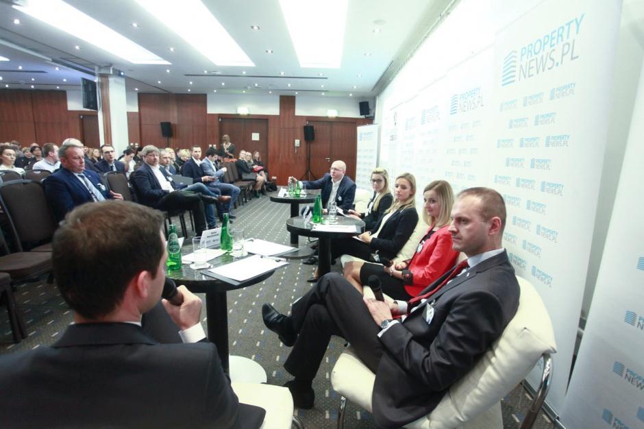 Sesja biurowa na Property Forum Wrocław w obiektywie