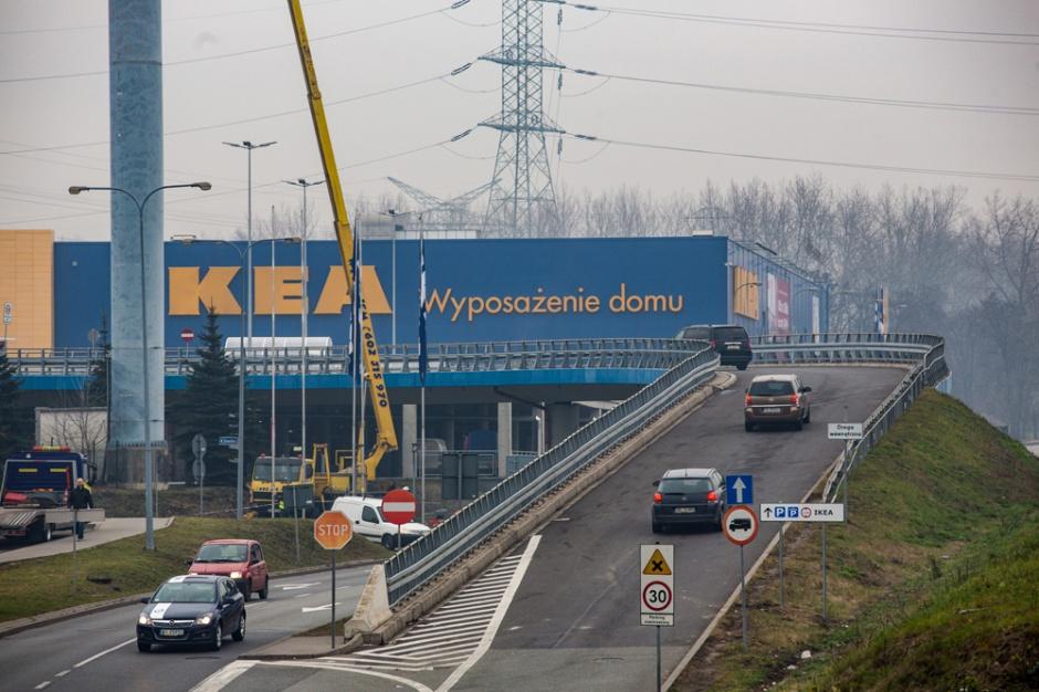 IKEA Katowice zmodernizowała parking