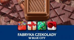 Co wspólnego ma Blue City z fabryką czekolady?