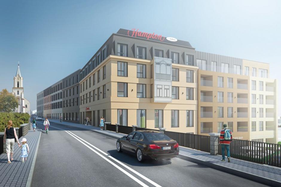 Hilton zbuduje szósty Hampton by Hilton
