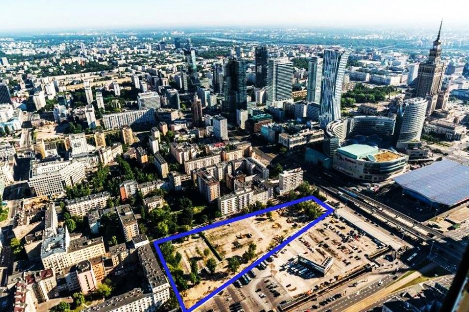Jest zgoda na budowę wieżowca giganta w Warszawie. Z iglicą osiągnie 310 metrów