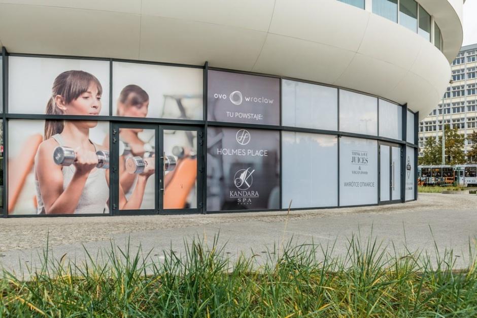 Luksusowa strefa Health & Beauty w centrum Wrocławia czeka na ostatni szlif