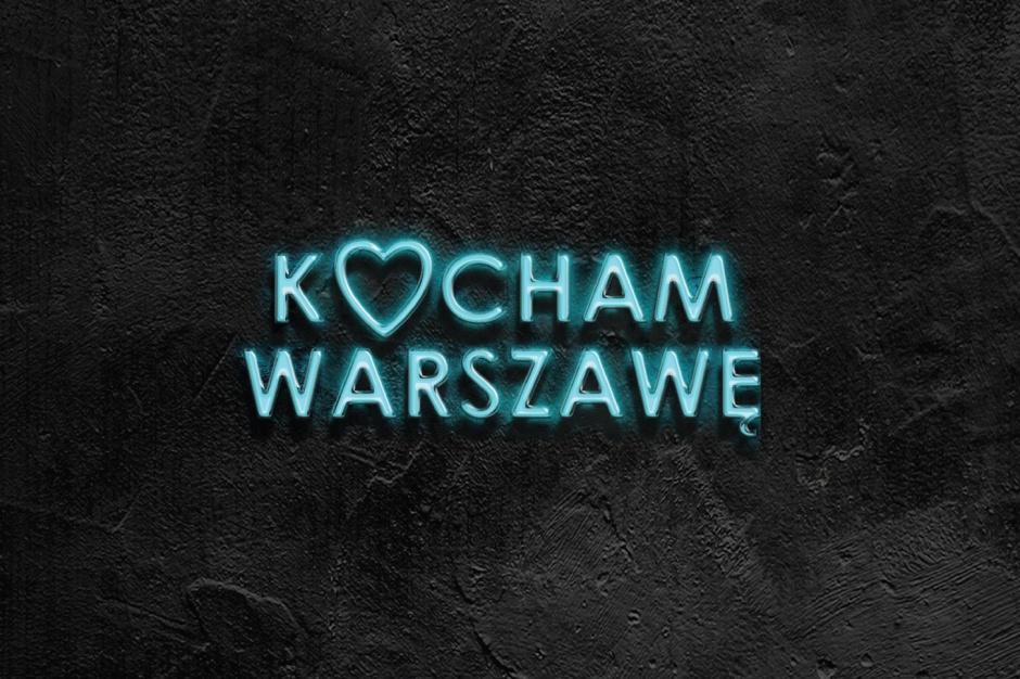 Zimowy Warsaw Spire