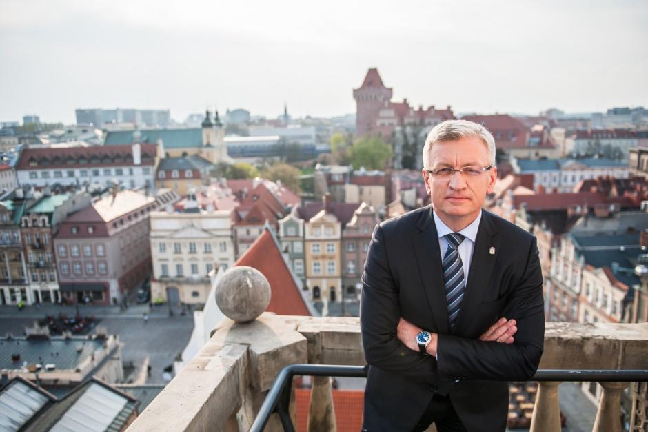 Prezydent Poznania: musimy się liczyć z opóźnieniami w realizacji inwestycji