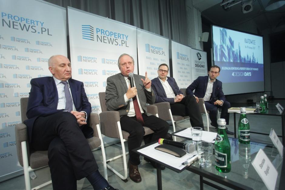 Czy to już bańka? Fotorelacja z sesji handlowej Property Forum Poznań