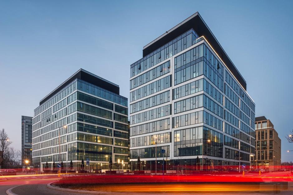 Dwaj potentaci wchodzą do Gdański Business Center