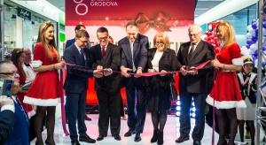 Galeria Grodova przywitała pierwszych klientów